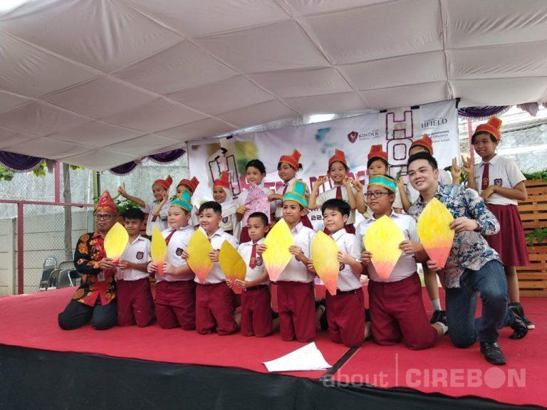 Kenalkan Budaya Indonesia yang Beragam, Kinderfield Gelar Diversity Day