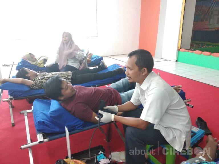 Jelang Sumpah Pemuda, PGC Adakan Donor Darah