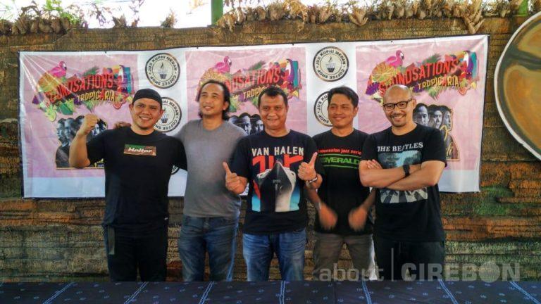 Nanti Malam, Padi Reborn akan Tampil di acara Soundsations TropicAria Cirebon