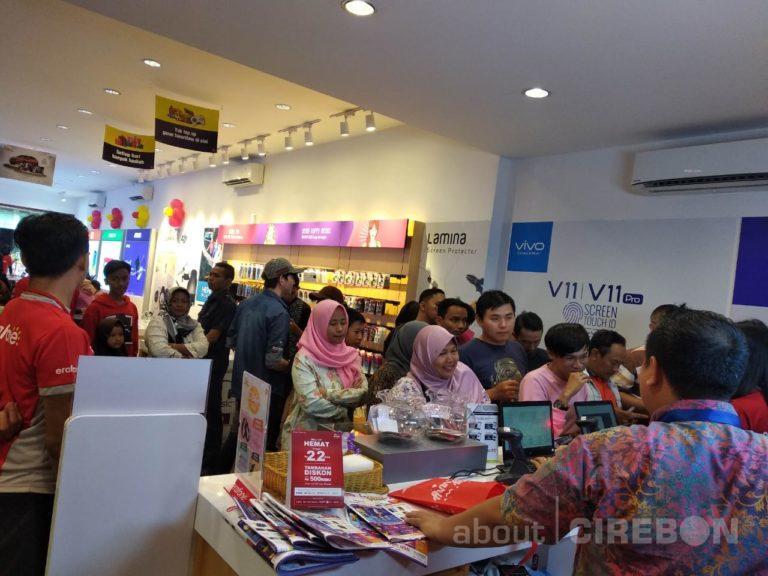 Nikmati Promo Menarik Selama Grand Opening Erafone Megastore Cirebon