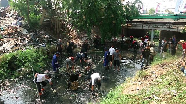 Peringati Hari Habitat Dunia, ini yang Dilakukan DLH, BBWS, dan Anggota Komisi V DPR RI di Cirebon