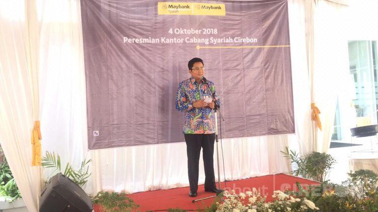 BI Cirebon: Mudah-mudahan Maybank Syariah Bisa Berkontribusi Positif bagi Perekonomian di Cirebon