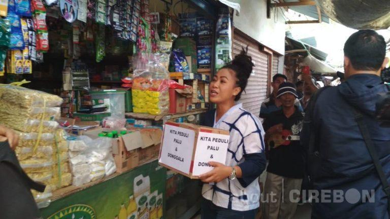 Pelantun Lagu Juragan Empang Diana Sastra Ngamen, Bantu Korban Gempa dan Tsunami