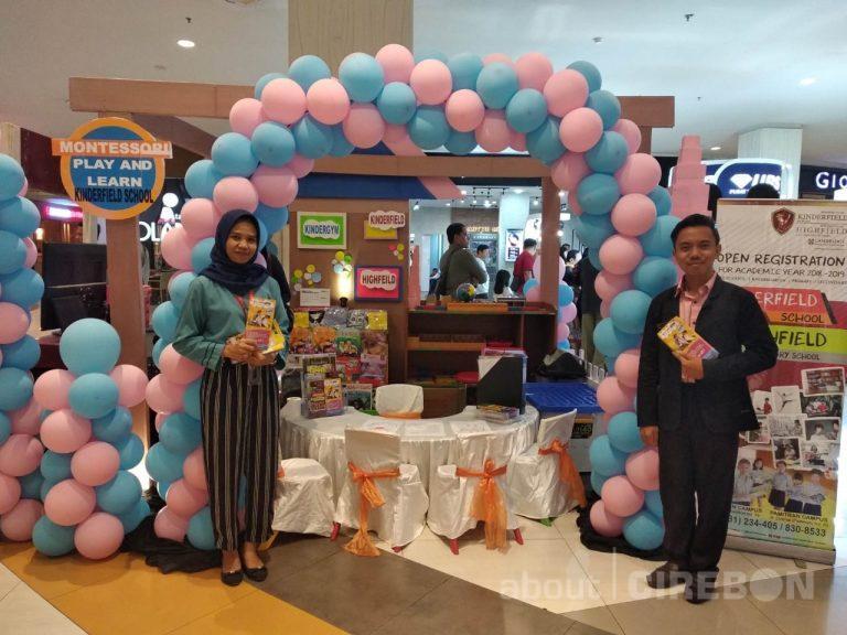 Yuk Kenali Metode Montessori Kinderfield School Selama Pameran di Atrium CSB Mall