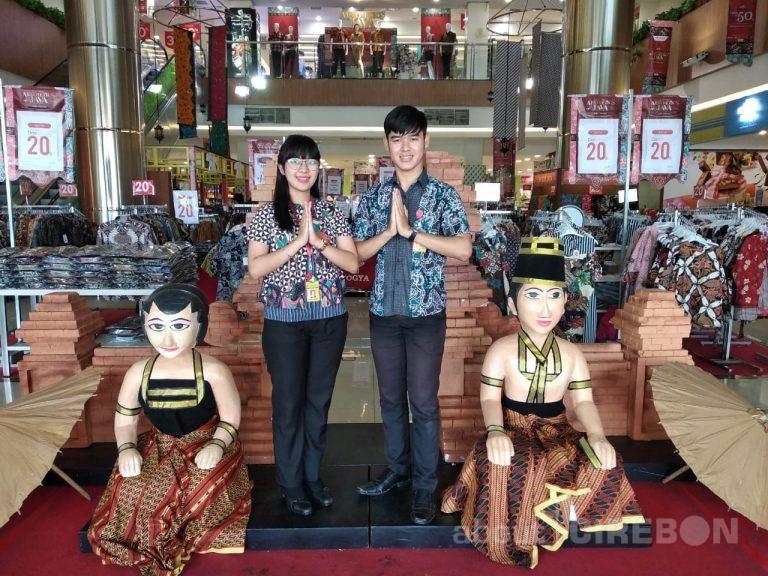 Yogya Cherbon Junction Peringati Hari Batik dengan Tema Aesthetics Of Java