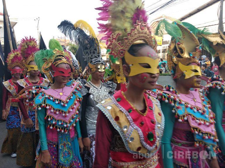 BT Batik Trusmi Adakan Mask Painting Festival 2018 dalam Menyambut Hari Batik Nasional