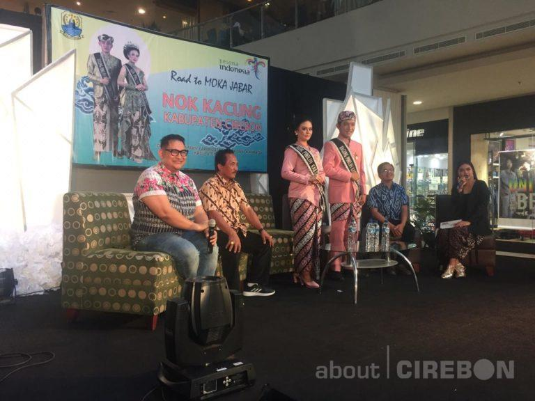 Ar'Q by Arief Rachmanto Siapkan Lima Busana untuk Pinilih Noka Kabupaten Cirebon di Ajang Moka Jabar 2018