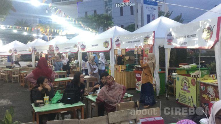 Kamu Suka Pedas? Datang Aja ke Festival Kuliner Pedas Grage Mall Cirebon