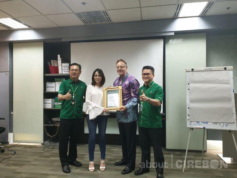 Manulife Cirebon Raih Prestasi Terbaik