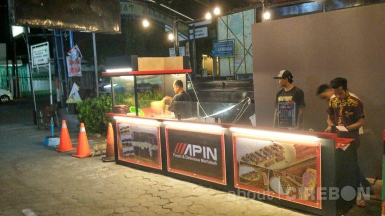 Martabak Apin Cirebon Kini Tempati Lokasi Baru