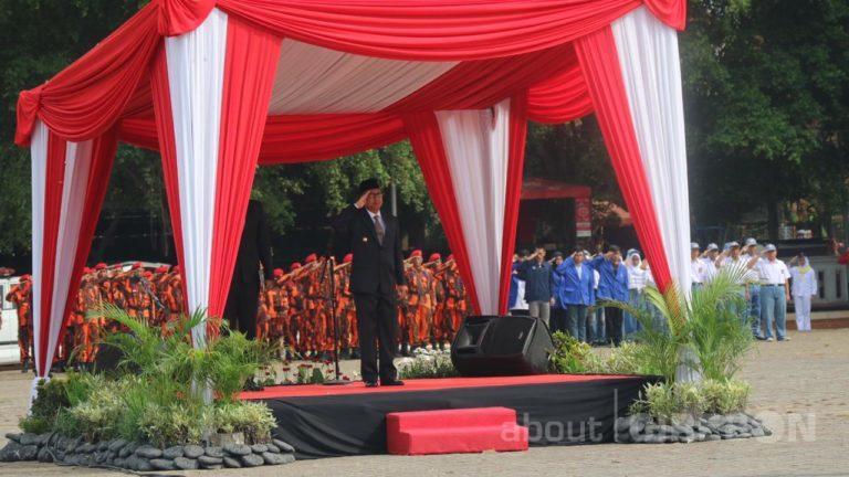 Pj Wali Kota Cirebon: Peran Generasi Milenial Sangat Penting untuk Melanjutkan Perjuangan para Pahlawan
