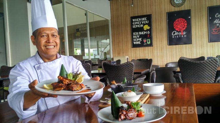 Aston Cirebon Hotel Luncurkan Menu Baru Tradisional Food