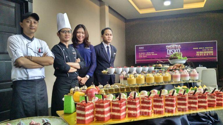 Grage Hotel Cirebon Usung Konsep 90'an di Malam Pergantian Tahun