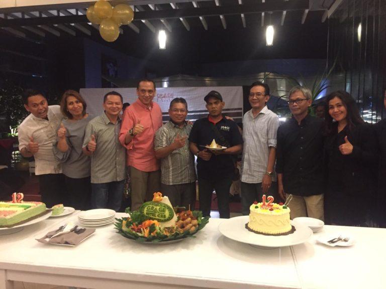Ulang Tahun ke-12, Grage Hotel Cirebon akan Terus Berbenah