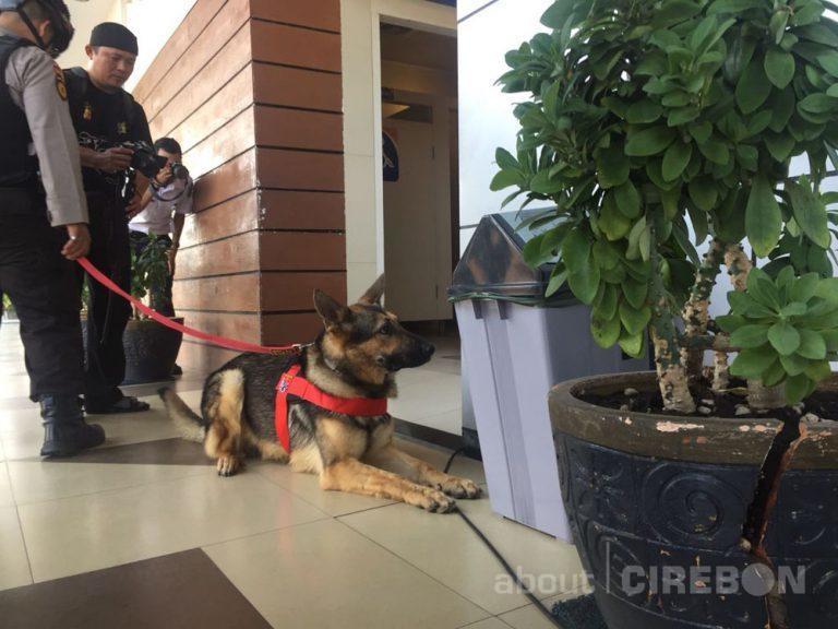 Sebanyak 352 Personil dan K9 Dikerahkan untuk Pengamanan Libur Nataru di Daop 3 Cirebon