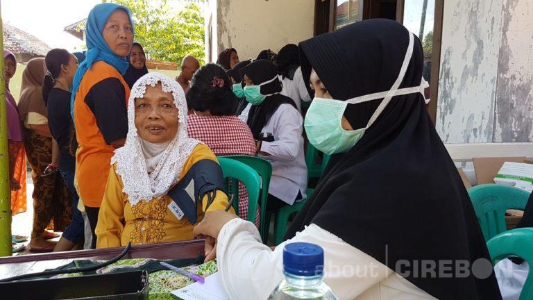 Cirebon Power Kembali Hadirkan Pengobatan dan Pemeriksaan Gratis