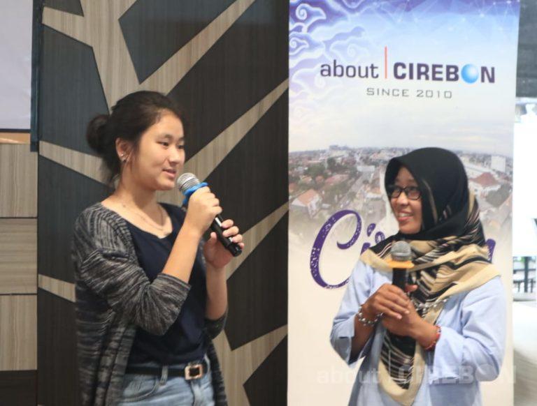 Semakin Menarik, Program AboutCirebon Talk Bahas Minat Baca untuk Anak-anak