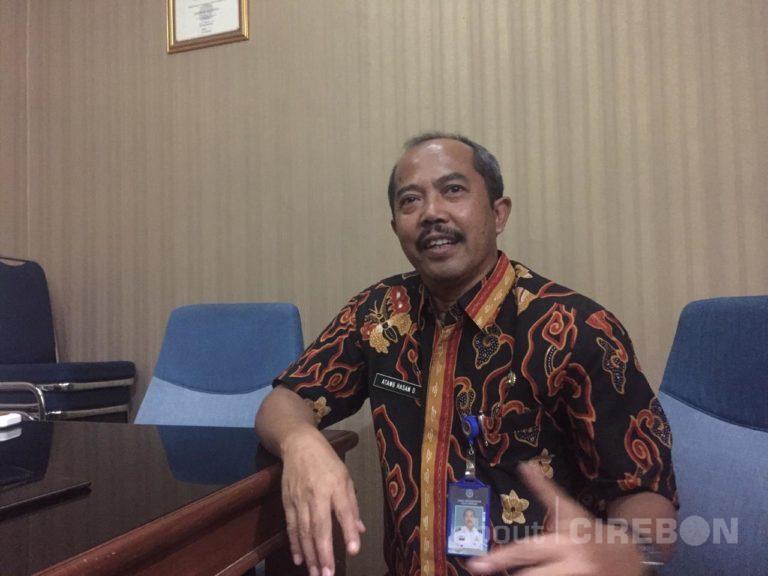 Banyak Laporan, Dishub Kota Cirebon Tegur Pemilik Kendaraan yang Parkir di Trotoar