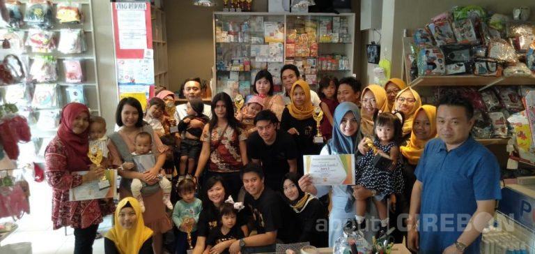 Ivy Baby Shop & Rent Rayakan Ulang Tahun ke-2 dengan Customer