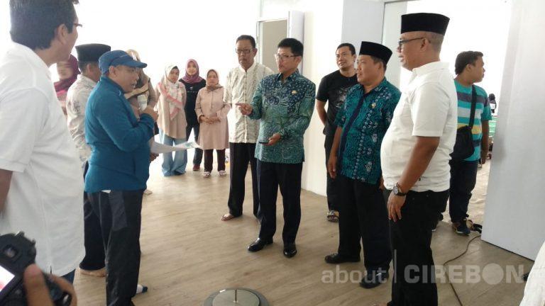 Gedung Setda Kota Cirebon Siap Ditempati