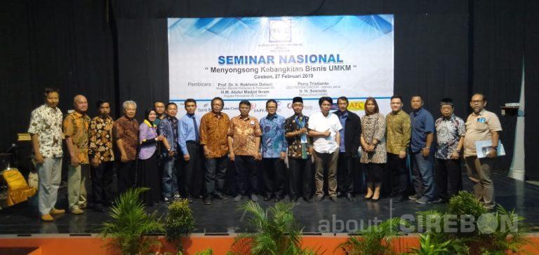 Apindo Kota Cirebon Gelar Seminar Nasional, Ini yang Dibahas