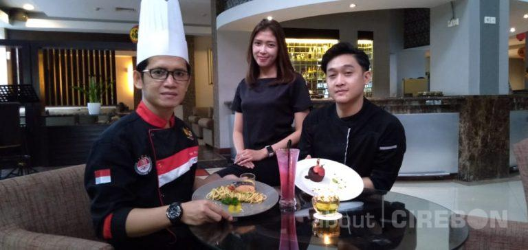 Hanya Rp. 100 ribu Bisa Nikmati Tiga Menu di Grage Hotel Cirebon