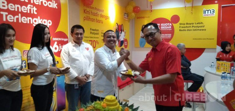 Gerai Indosat Ooredoo Kini Hadir di CSB Mall