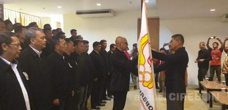 Pengurus KONI Kabupaten Cirebon  Periode 2019 – 2023 Resmi Dilantik