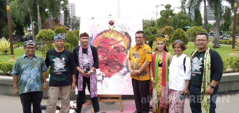 Ikatan Alumni Seni Rupa ITB Bersama Seniman Cirebon Gelar Pameran di Gedung Negara