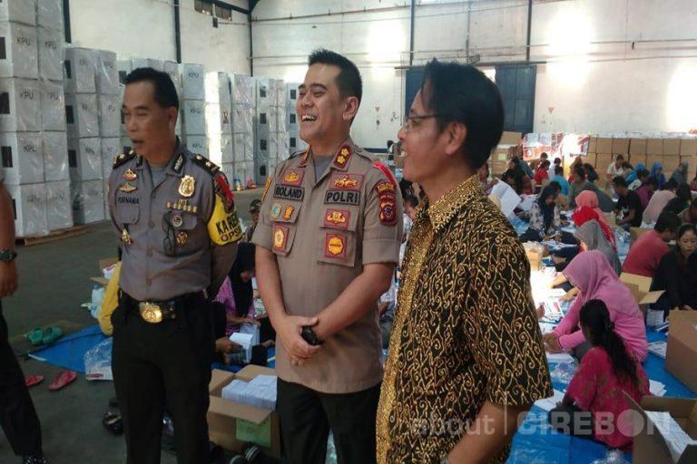 Ini Antisipasi yang Dilakukan Polres Cirebon Kota Hadapi Pemilu 2019