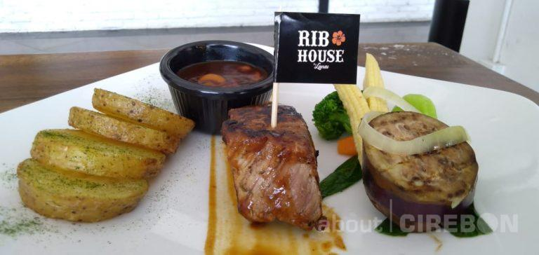 Rib House Grage City Mall Luncurkan Menu Sirloin Steak Tanpa Lemak