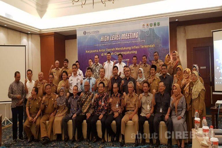 TPID Se-Ciayumajakuning Gelar High Level Meeting, Ini Rekomendasi yang Dihasilkan