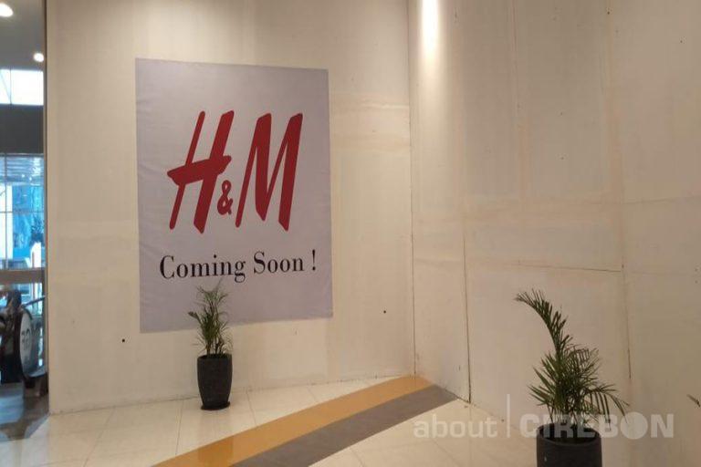 Tenan H&M di CSB Mall Direncanakan Buka Awal Mei