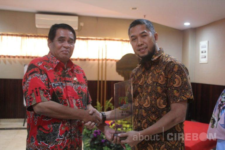 Cirebon Power Kembali Raih Penghargaan Perusahaan Terbaik Kabupaten Cirebon