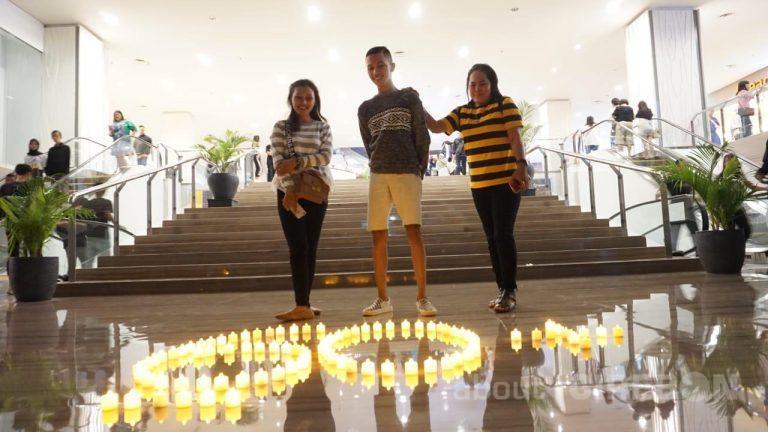 Tingkatkan Kesadaran Masyarakat, CSB Mall Ikut Kampanyekan Earth Hour