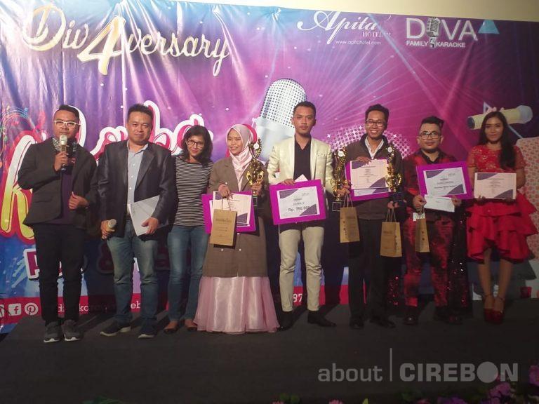 Diva Karaoke Cirebon Sukses Gelar Lomba Karaoke