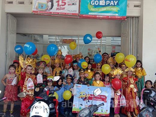 Edukasi Anak Sejak Dini, Alfamart Peringati Hari Kartini dengan Serangkaian Lomba