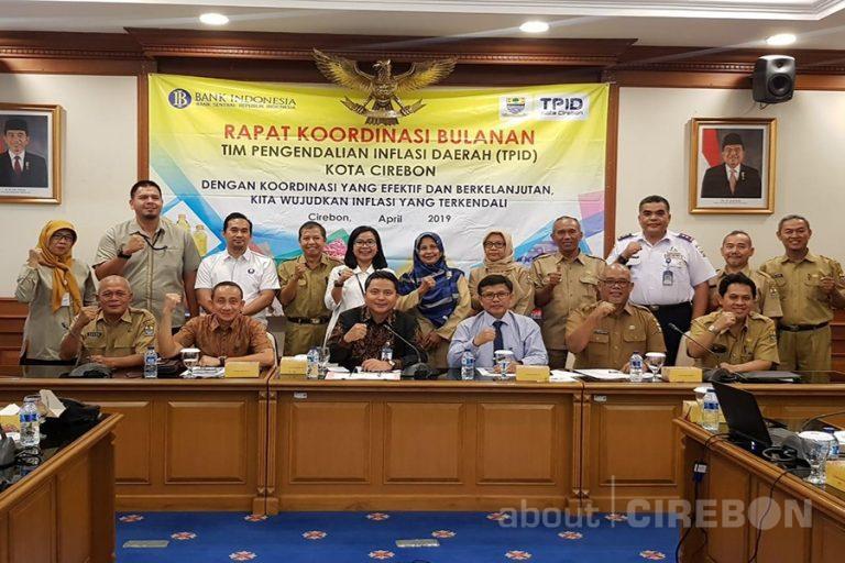 Jelang Bulan Ramadan, Ini yang Akan Dilakukan TPID Kota Cirebon dan Bank Indonesia