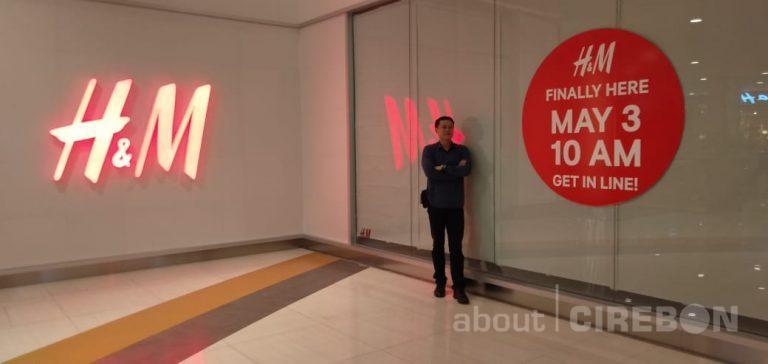 Pembukaan Gerai H&M di CSB Mall akan Bagi-bagi Voucher Loh