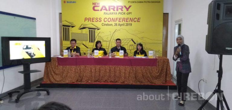 Dealer Resmi Suzuki Cirebon Luncurkan New Carry Pick Up, Ini Kelebihannya