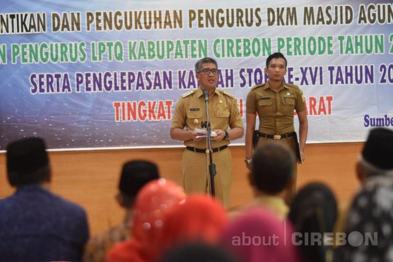 Pj Bupati Cirebon Instruksikan Salat Gaib dan Doa Bersama untuk Petugas Pemilu