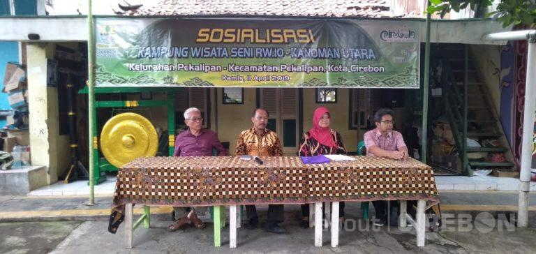 RW 10 Kanoman Utara Kota Cirebon Akan Disulap Menjadi Kampung Wisata Seni Budaya
