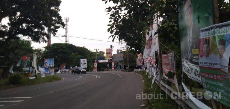 Kasatpol PP Kota Cirebon Himbau Peserta Pemilu Untuk Bersihkan Seluruh APK Jelang Masa Tenang