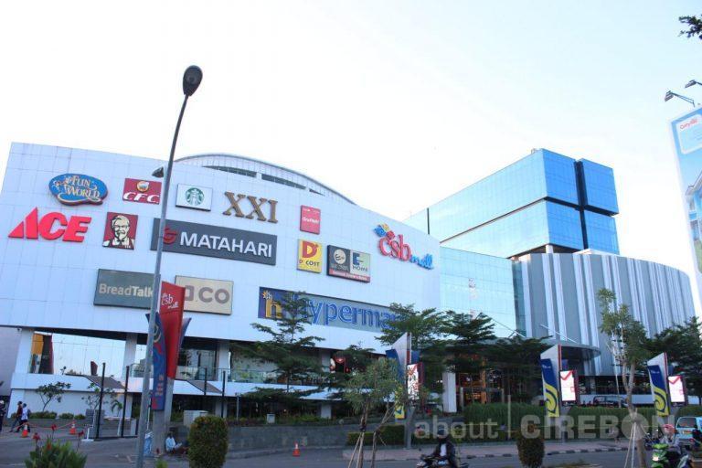 Hari Pencoblosan 17 April 2019, CSB Mall Buka Pukul 13.00 WIB