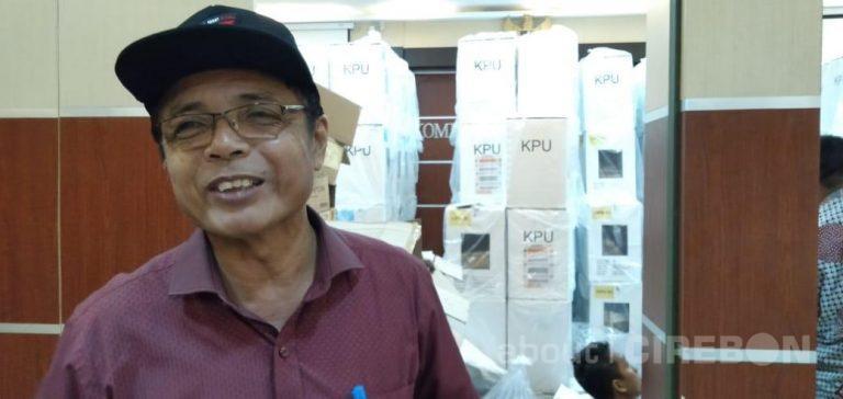 Kotak Suara dan Surat Suara Pemilu di Kota Cirebon Mulai Didistribusikan Hari Minggu