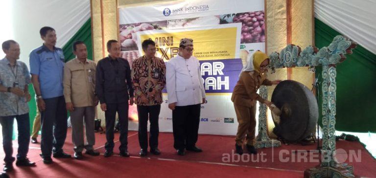Kendalikan Inflasi, BI dan TPID Kota Cirebon Gelar Mini Expo dan Pasar Murah Jelang Ramadan