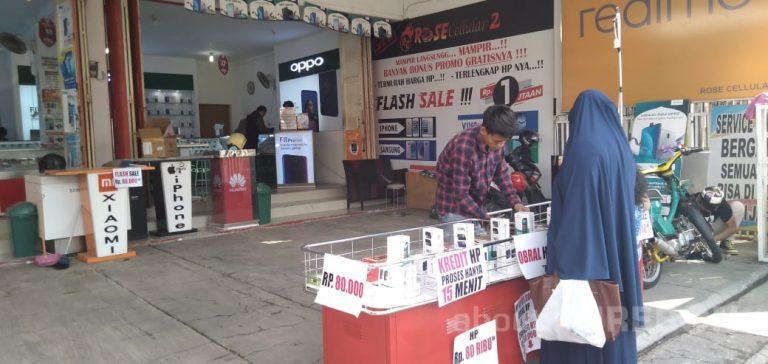 Rose Cellular 2 Gelar Flash Sale Handphone Murah Cuma Rp. 80 Ribu