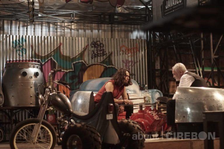 Aktor Senior Robby Sugara Beradu Akting dengan Pemain Millenial di Film Horor Jangan Sendirian