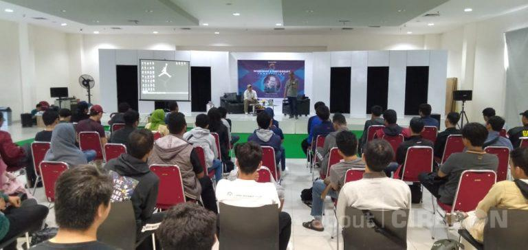 Gali Potensi Industri Kreatif, Gramedia Cipto Cirebon Gelar Workshop dan Photograpy Competition