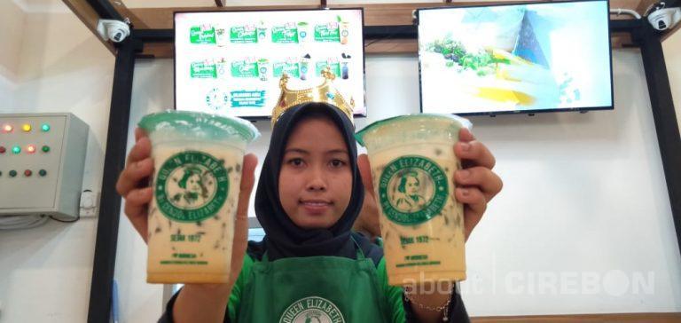 Cendol Queen Elizabeth Tanpa Santan Hadir di Cirebon, Ada 8 Pilihan Rasa